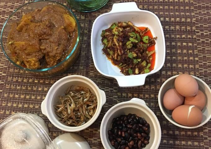 Step-by-Step Guide to Prepare Speedy Madam Tan Homemade Malaysian Nasi Lemak