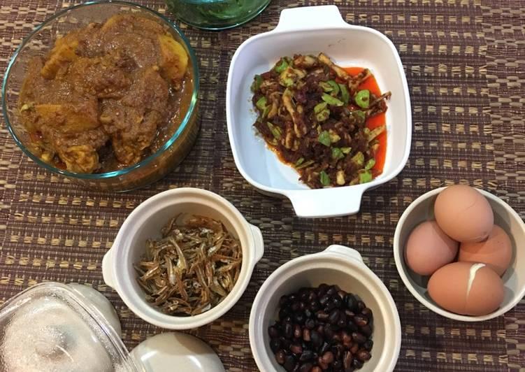 Madam Tan Homemade Malaysian Nasi Lemak