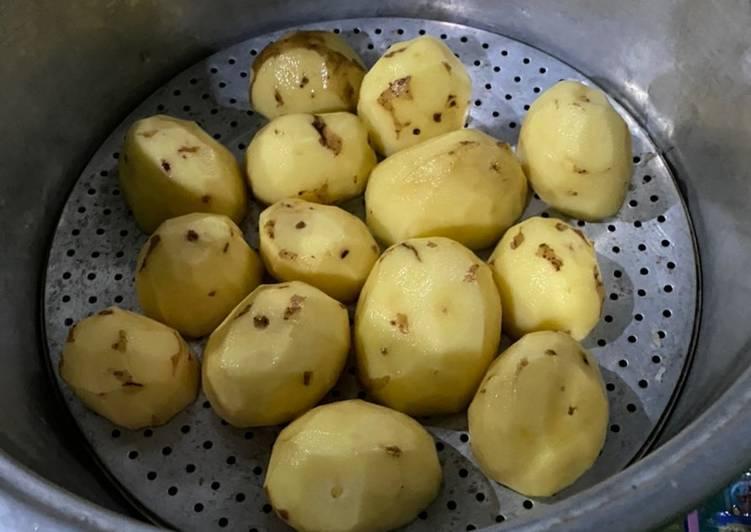 Langkah Mudah untuk Membuat Mashed Potato Anti Gagal