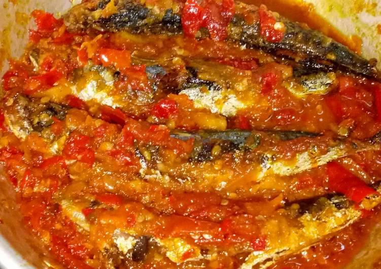 Ikan Cue Balado