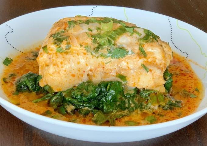 Thai Fish Curry Recipe - Wine & Dine with Jeff