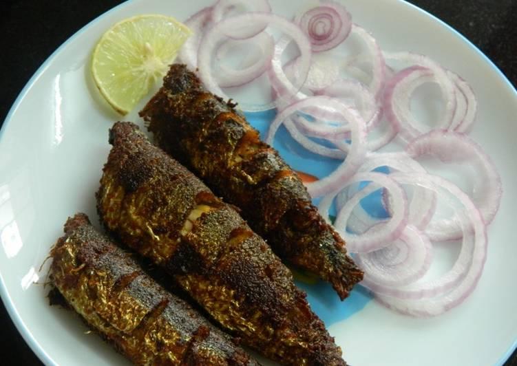 Simple Way to Prepare Most Popular Sardine (Mathi) Fry