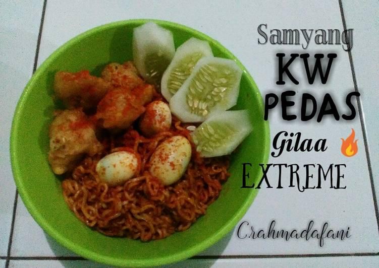 Extreme Samyang KW