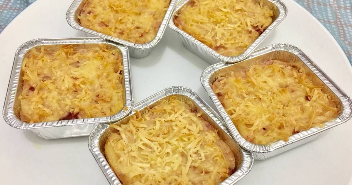 Resep Macaroni Schotel Sederhana Oleh Tia Proklamasiany Cookpad