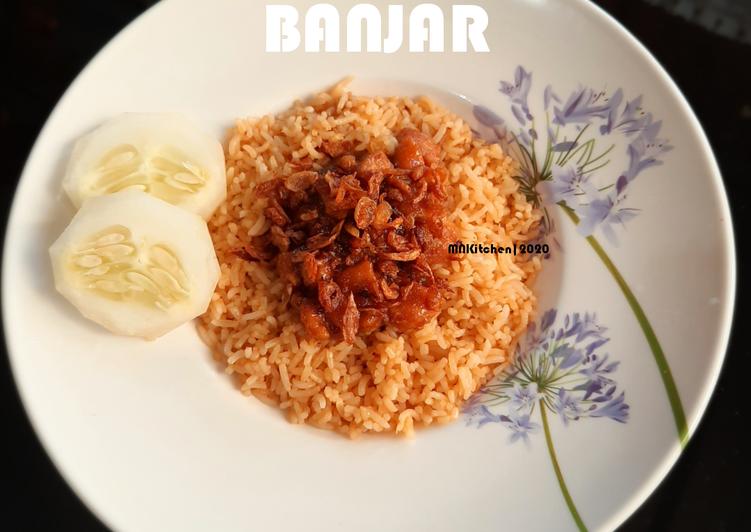 Nasi Goreng Banjar