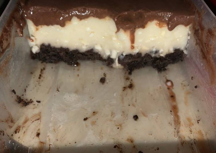Oreo Cake Dessert Box