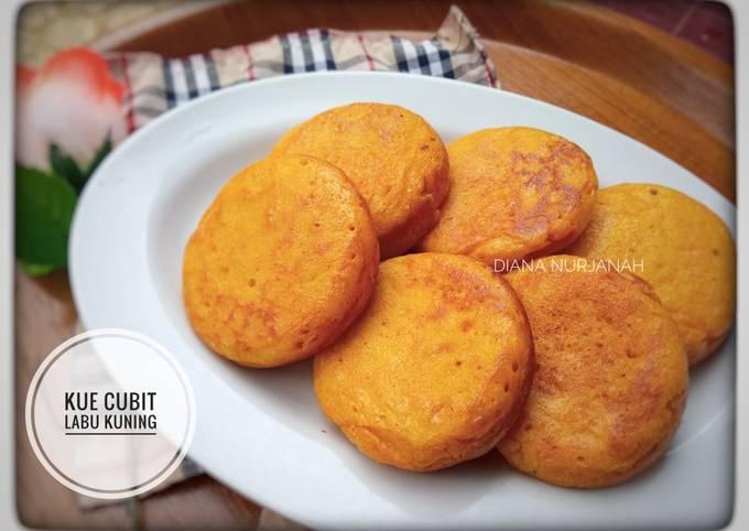 Resep Kue Cubit Labu Kuning Anti Gagal