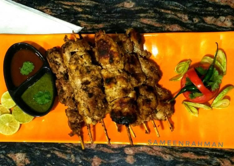 Easiest Way to Make Perfect Chicken Malai Tikka