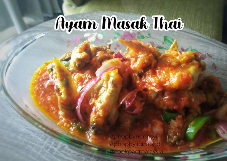 Ayam Masak Thai #phopbylinimohd #Batch21