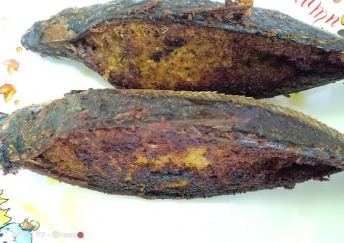 Resep Cencaru sumbat kelapa Anti Gagal