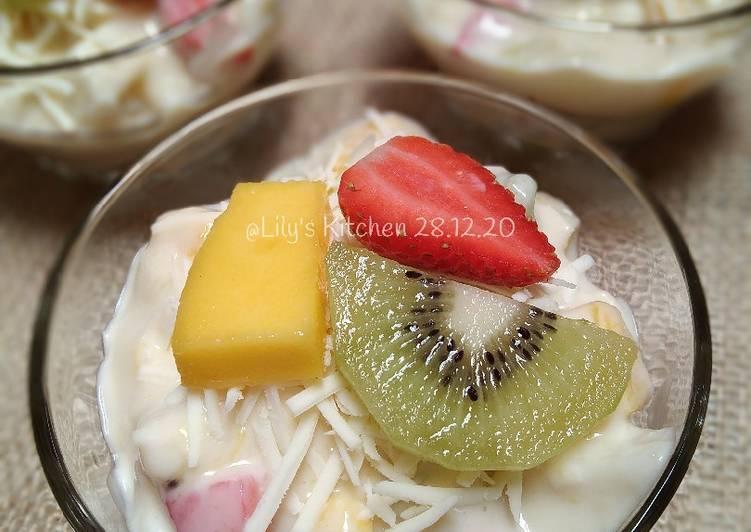 378.Salad Buah - cookandrecipe.com