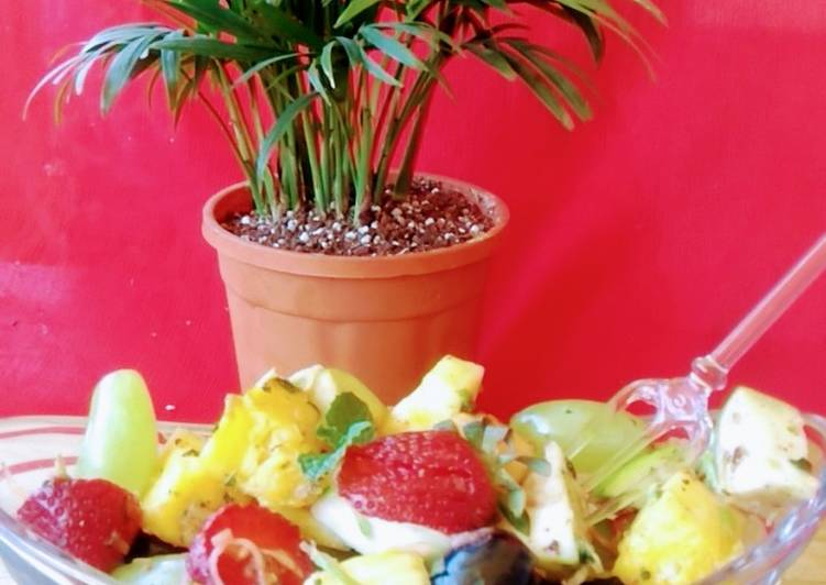 Recipe of Speedy Fruit Punch