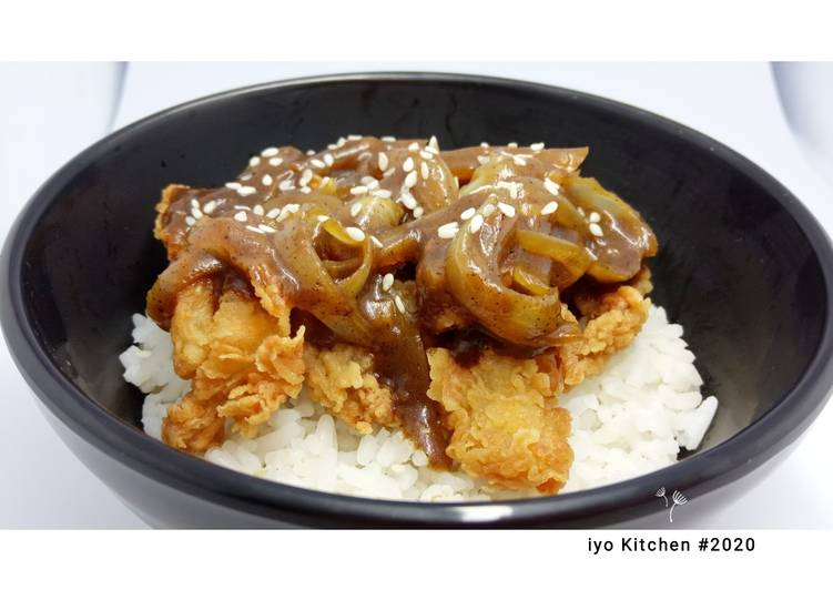 Crispy Chicken Yakiniku