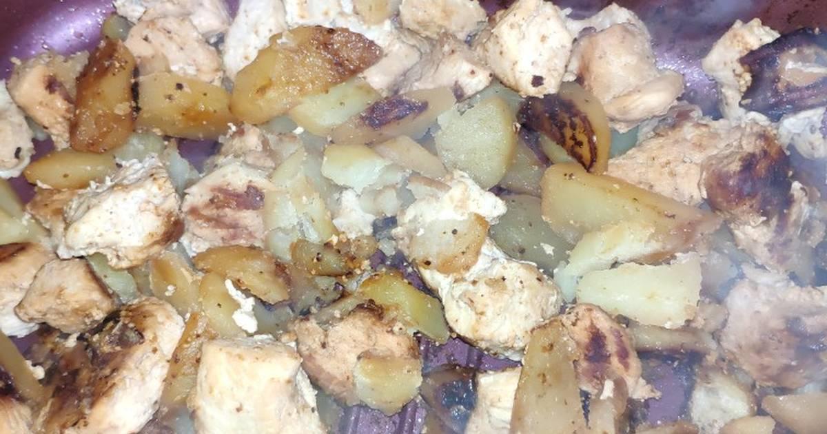 Вкусное диетическое блюдо из куриной грудки