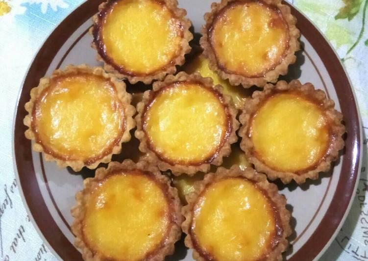 Resep Pie Susu Keju Oleh Lia Cookpad