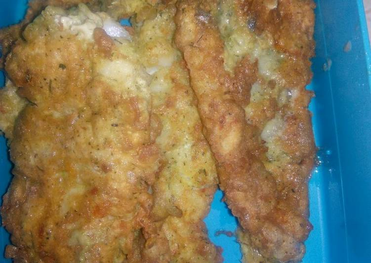 Recipe of Ultimate Fried fish