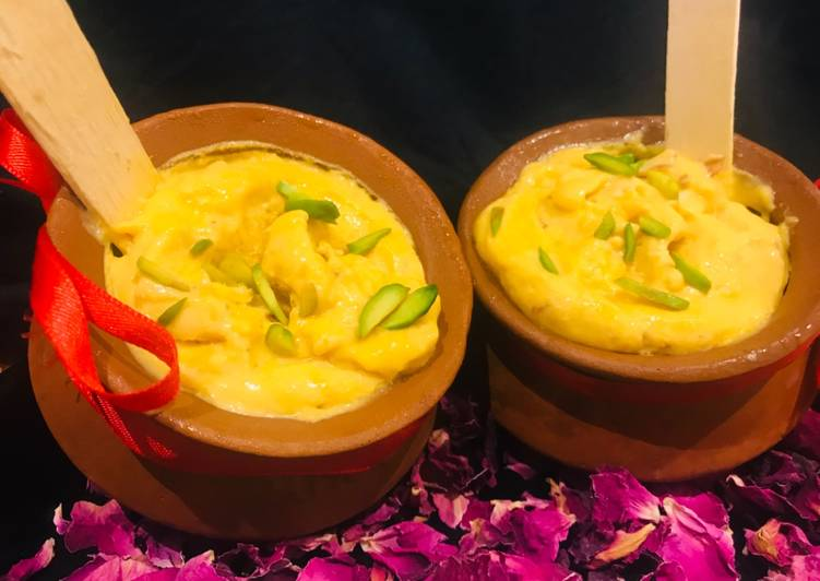30 Minute How to Make Favorite Mango Kulfi