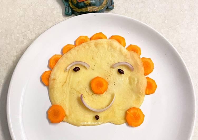 Simple Way to Prepare Ultimate Happy Pancake