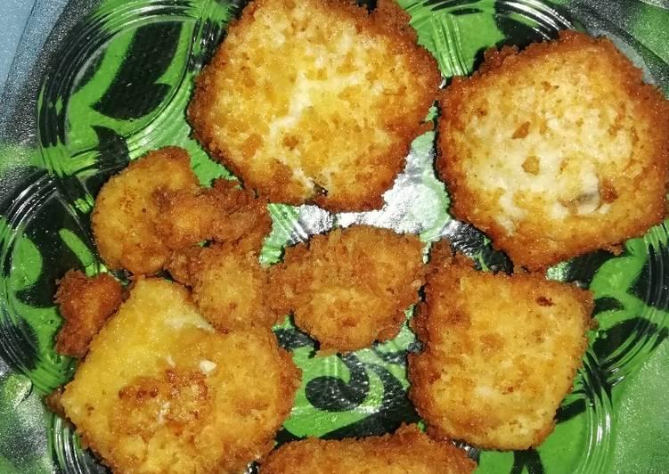 Nugget ayam wortel simpel