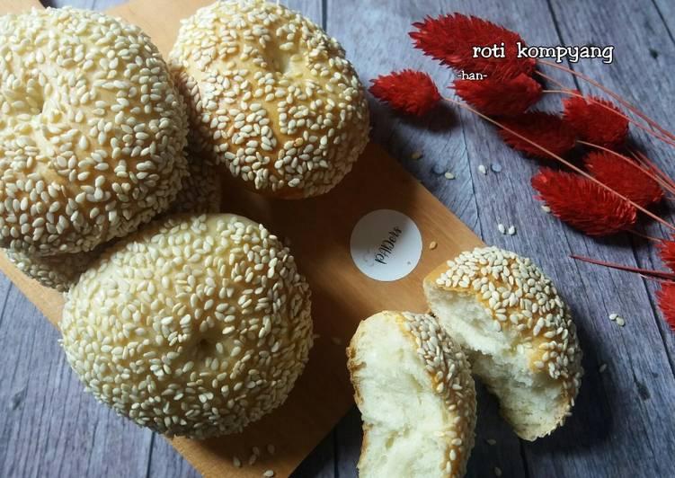Resep Roti Kompyang Oleh Izza Han Cookpad