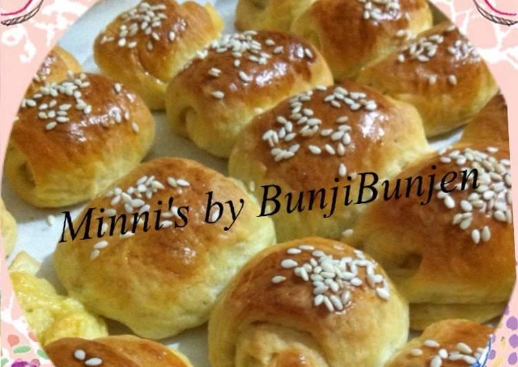 Roti Unyil isi keju