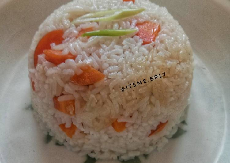 Nasi Hainan Simple