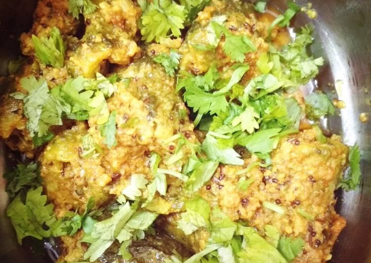 Bitter melon Sabji (Diabetic food)