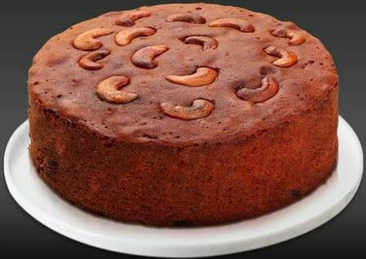 Step-by-Step Guide to Prepare Award-winning Cashew nut cake