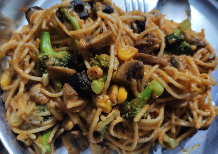 Simple Way to Make Homemade Veggie Noodles