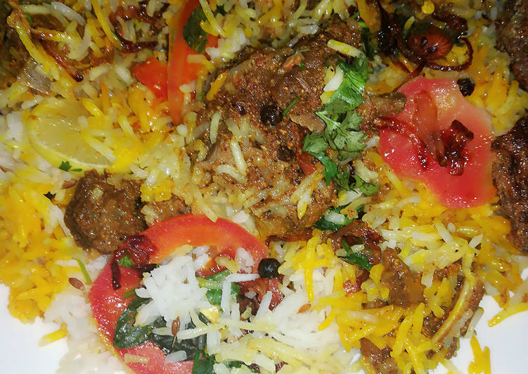 Step-by-Step Guide to Prepare Most Popular Mutton tikkah boti biryani