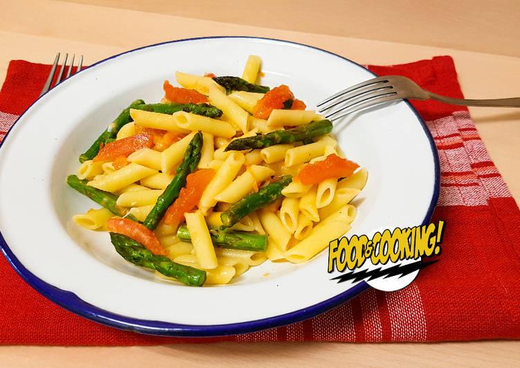 Pasta con Asparagi  Craig Claiborne's