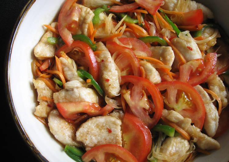 Chicken Nanban-zuke
