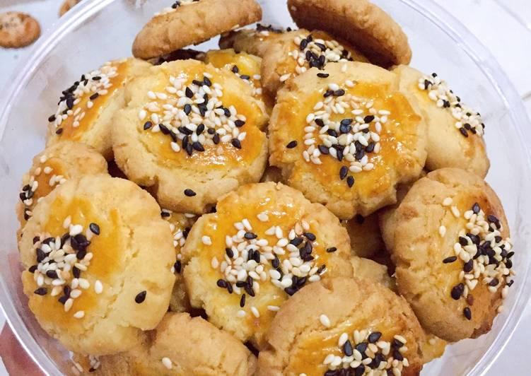 Langkah Mudah untuk Menyiapkan Chui kao so cookies yang Enak Banget