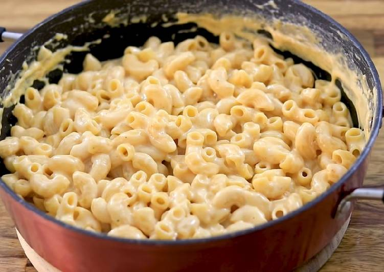 Recipe: Perfect Mac & Cheese: The Simple Edition