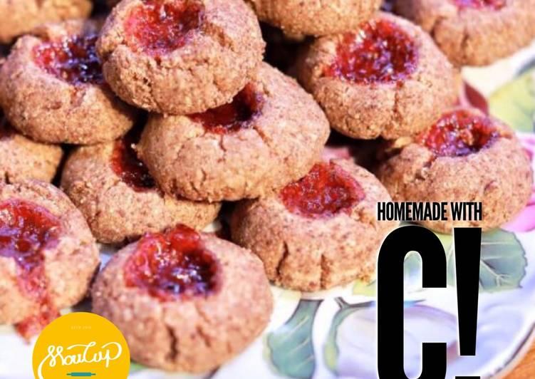 Homemade Almond Cookies (gluten free & dairy free)