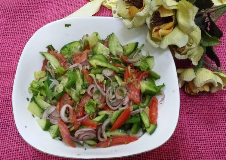 Complete Salad Curtido…, Here Are Some Simple Reasons Why Consuming Apples Is Good