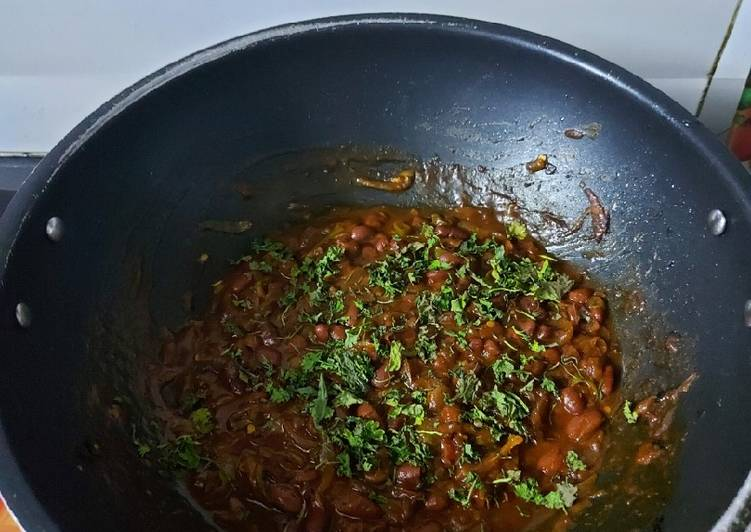 Simple Way to Make Ultimate Kidney Beans