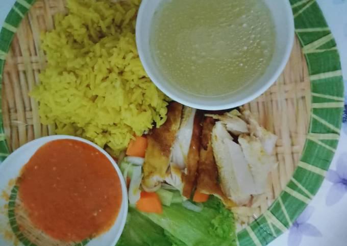 Nasi Ayam Panggang