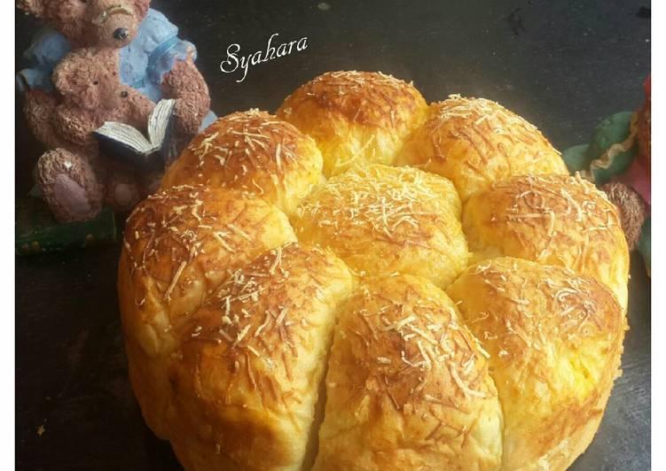 Roti Sobek Manis Tanpa Ulen