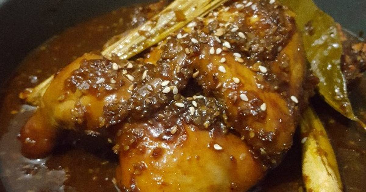 Resepi Ayam Panggang Di Oven - edwinas-blogs