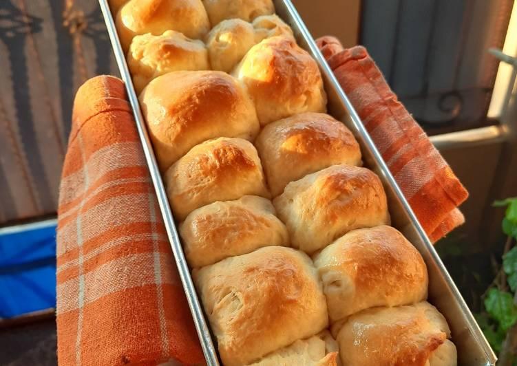 Roti sobek (pemula)