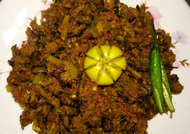 Old Fashioned Dinner Easy Blends Achari Keema Karely