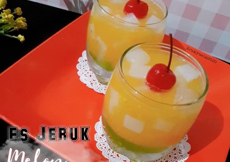Es Jeruk Melon Naco