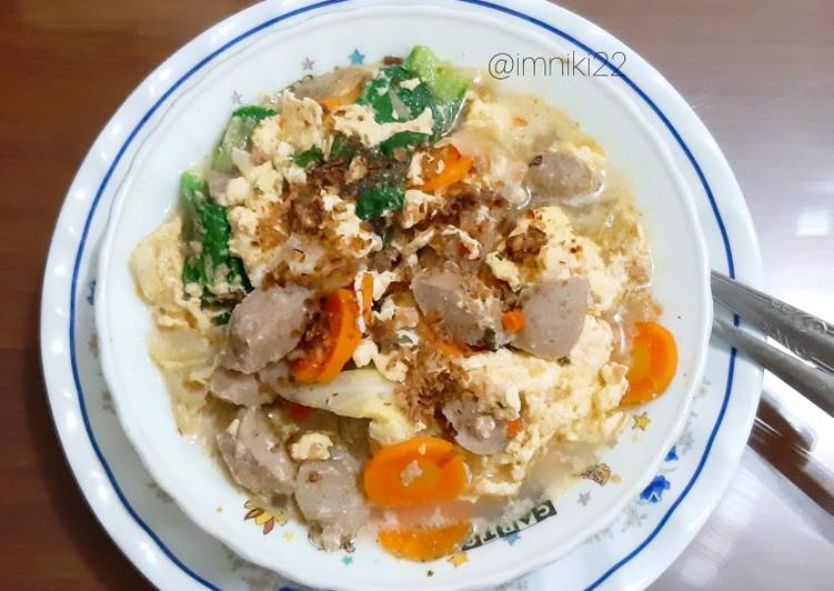 Mie Dok-Dok ala Fitmee (Diet Friendly Meal)