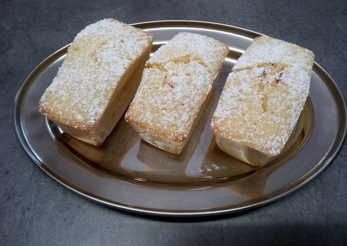 Gâteaux au yaourt au cake factory