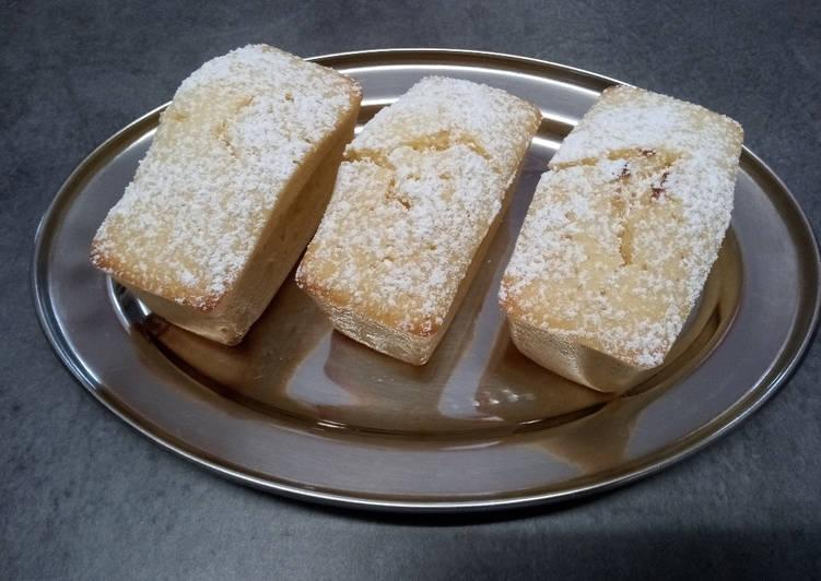 Comment faire Préparer Savoureux Gâteaux au yaourt au cake factory