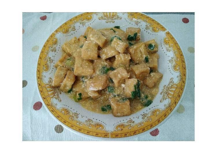 Resep Bulgogi Tofu 🐣 oleh Priscilla Sanny Oey - Cookpad