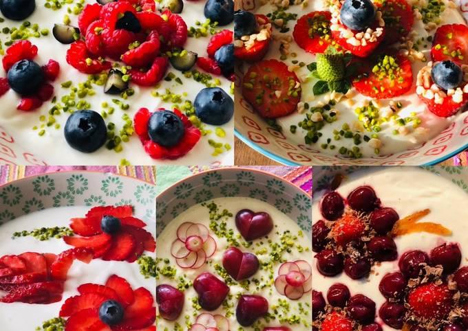 Quark mit Joghurt