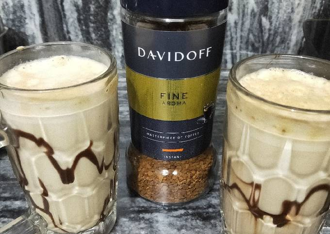 Davidoff cold coffee