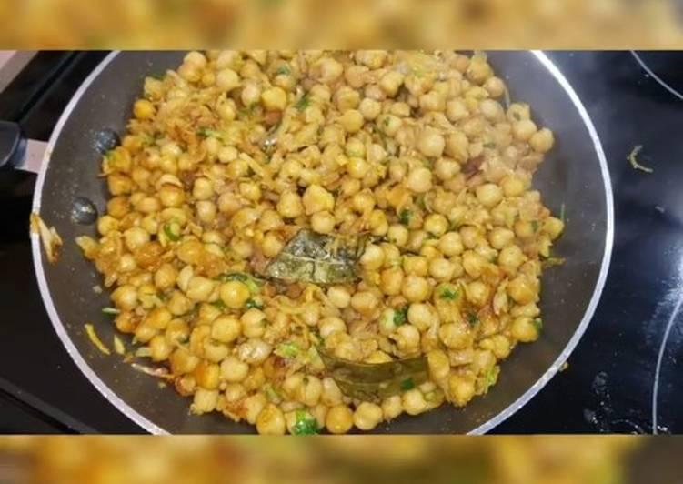 Chana masala biran